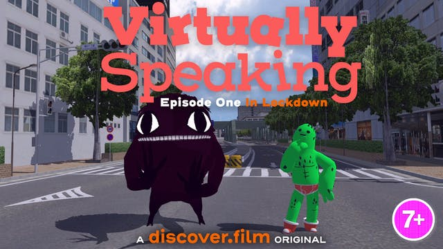 Virtually Speaking - In Lockdown (Par...