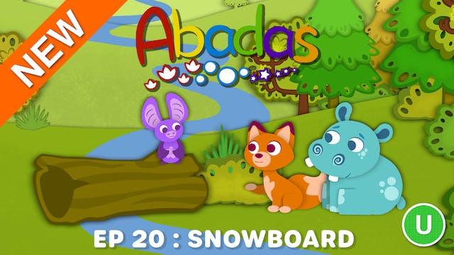 Abadas - Snowboard (Part 20)