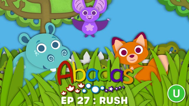 Abadas - Rush (Part 27)