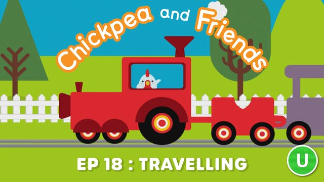 Chickpea & Friends - Travelling (Part...
