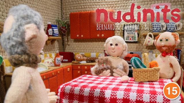 Nudinits: Bernard and Barbara's Big Ding Dong