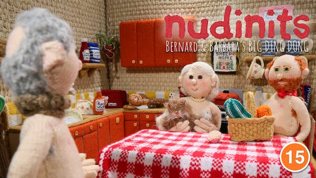 Nudinits: Bernard and Barbara's Big D...
