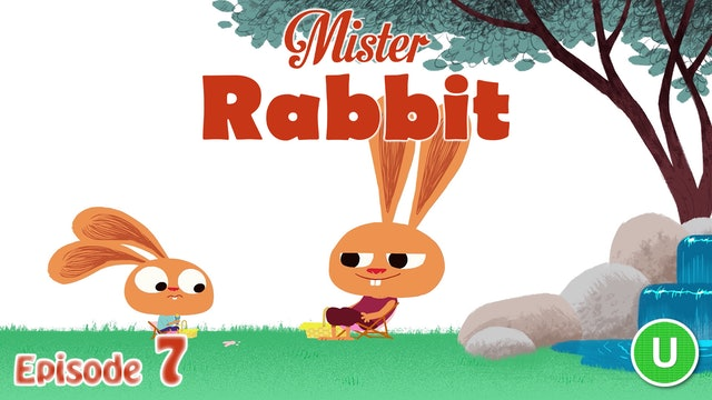 Mister Rabbit - The Deck Chair (Part 7 )