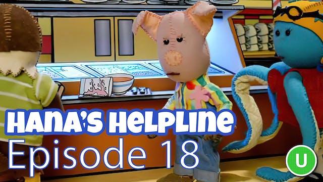 Hana's Helpline - Stop That, Ernie (P...