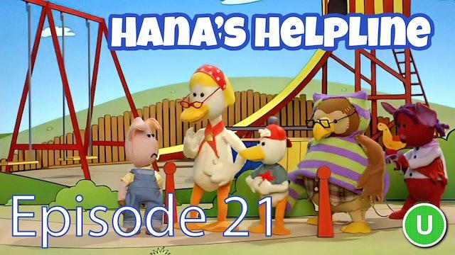 Hana's Helpline - Where's Teddy (Part 21)