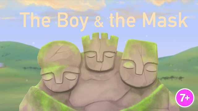The Boy and the Mask