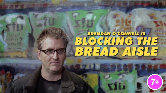 Brendan O'Connell is Blocking The Bre...