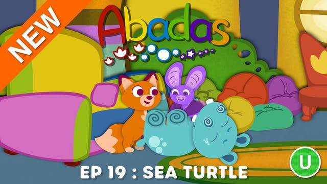 Abadas - Sea Turtle (Part 19)