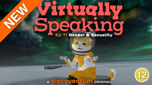 Virtually Speaking - Gender & Sexuali...