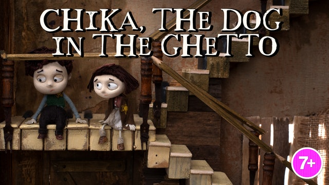 Chika, the Dog in the Ghetto