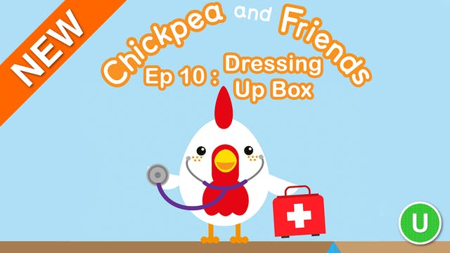 Chickpea & Friends - Dressing Up Box ...