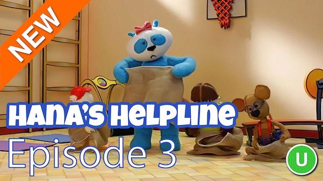 Hana's Helpline - Team Spirit (Part 3)