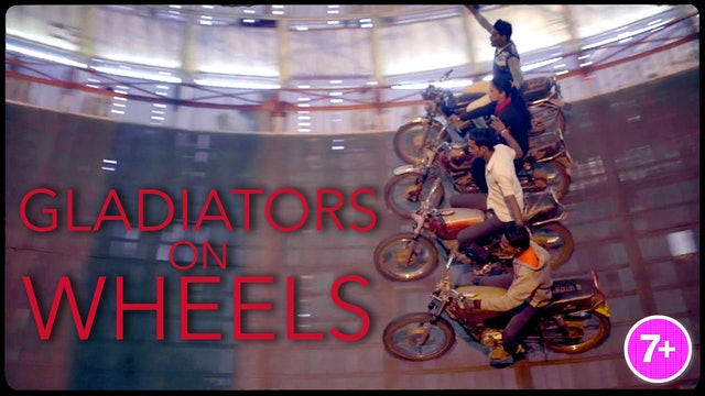 Gladiators on Wheels