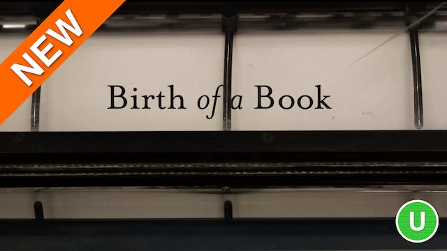 The Birth of a Book