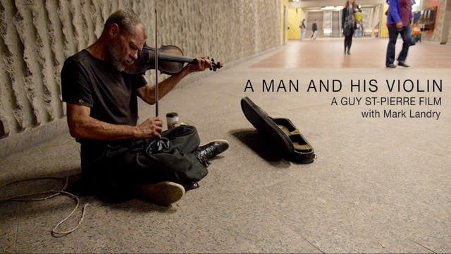 A Man And His Violin
