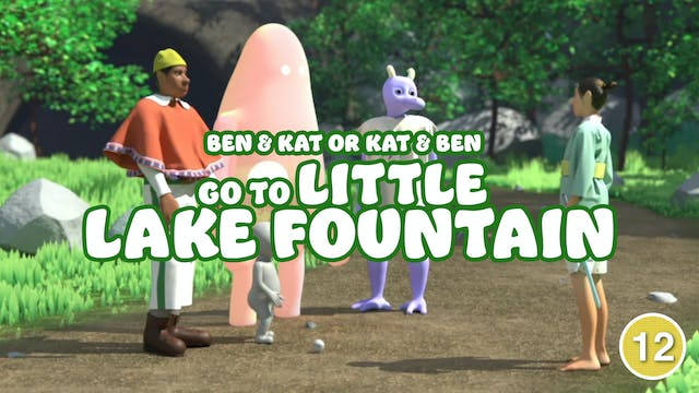 Ben And Kat or Kat And Ben Go To Litt...
