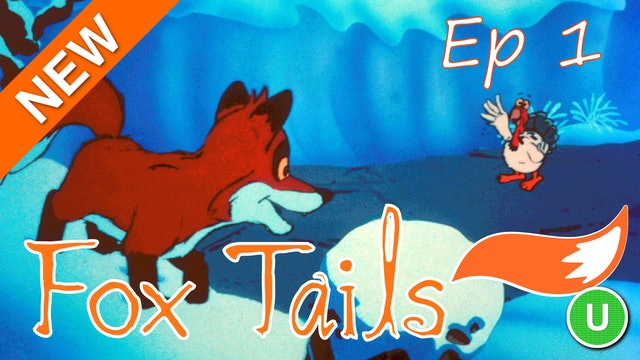 Fox Tails - A Winter Story (Part 1)