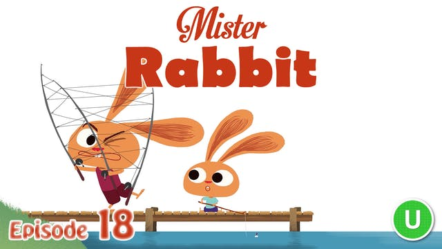 Mister Rabbit – Fishing (Part 18)