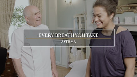 Discovering Osteopathy with Barrie Savory D.O. Video