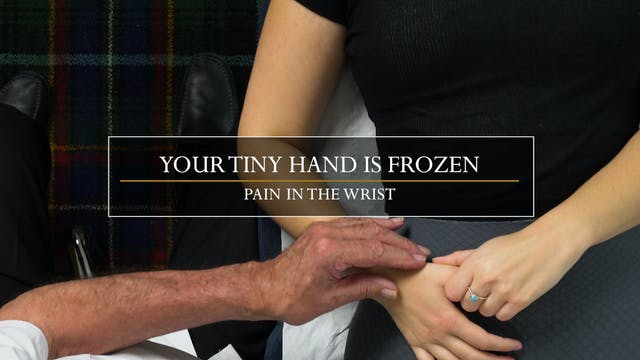 14. Tiny Hands / Wrist Pain