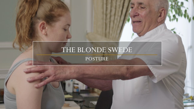 10. The Blonde Swede / Posture