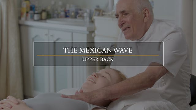 1. The Mexican Wave / Upper Back