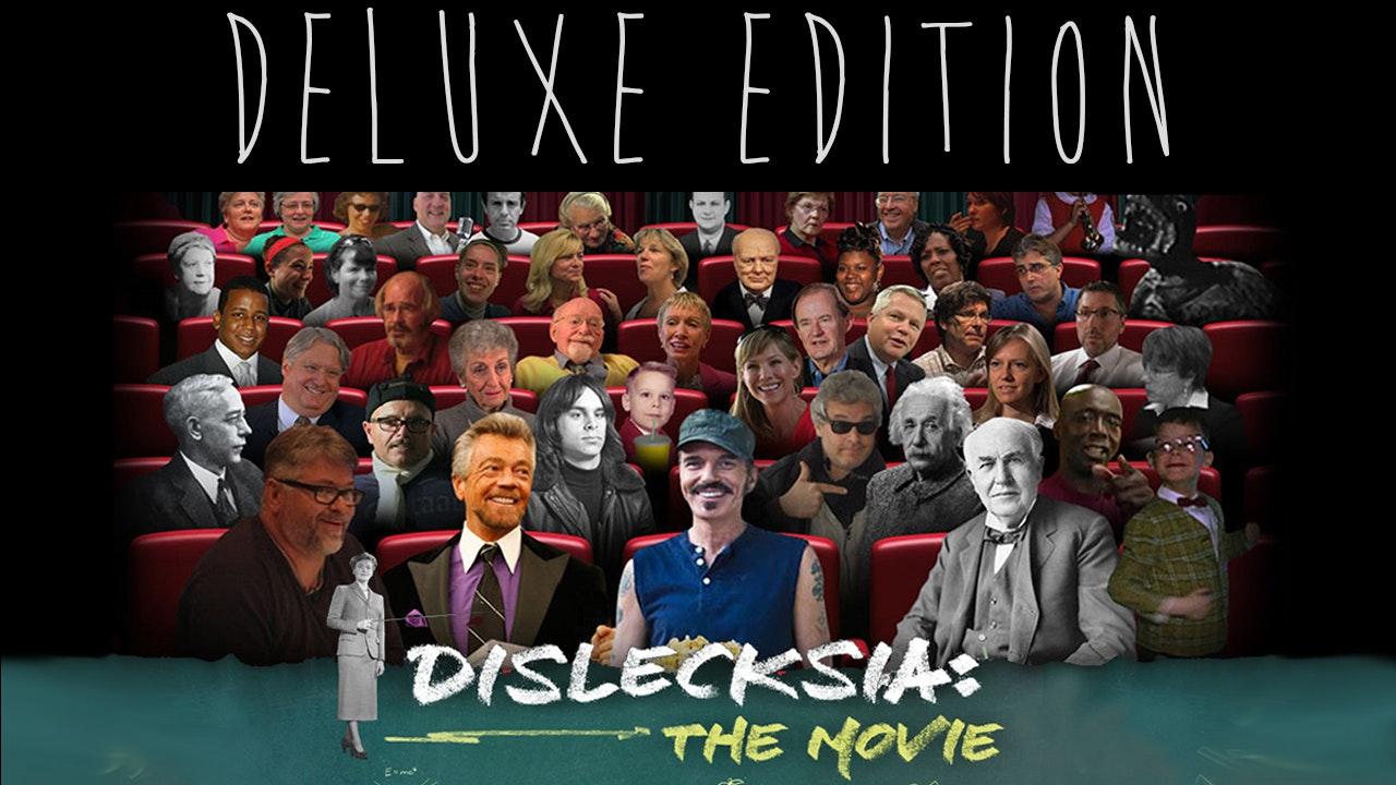 Dislecksia: The Movie - Deluxe Edition