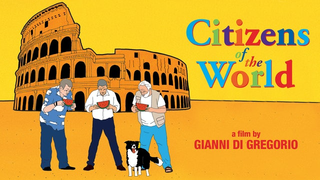 Citizens of The World - Gianni De Gregorio