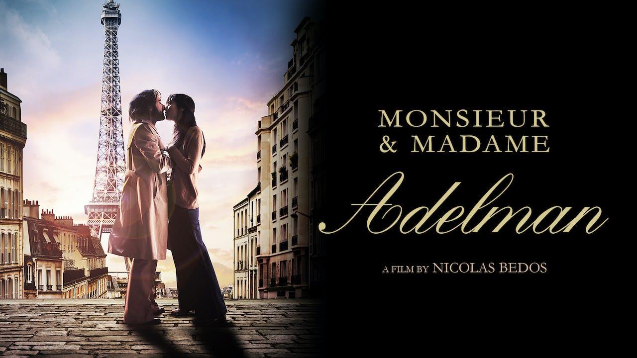 Monsieur and Madame Adelman @ Colcoa Virtual