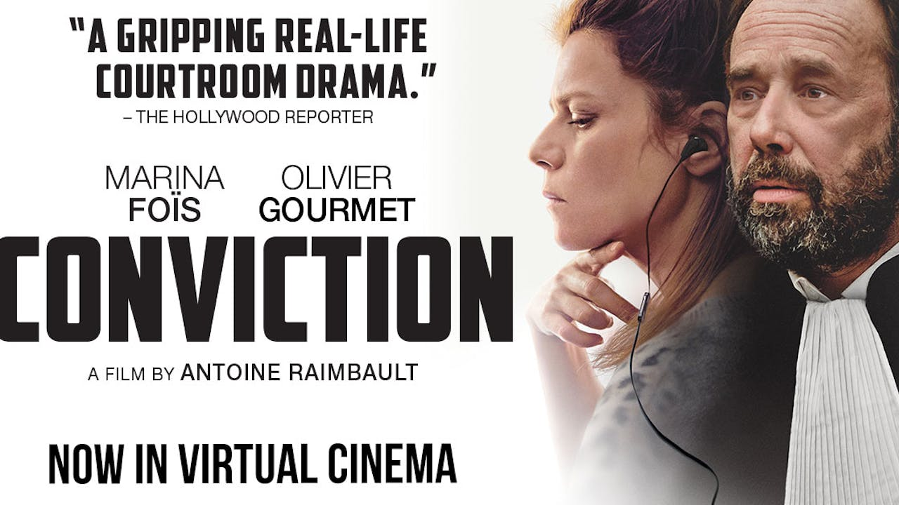 Conviction @ Laemmle Cinema