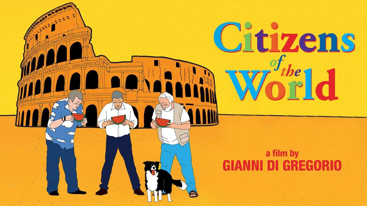 Citizens of the World @ Belcourt Cinema