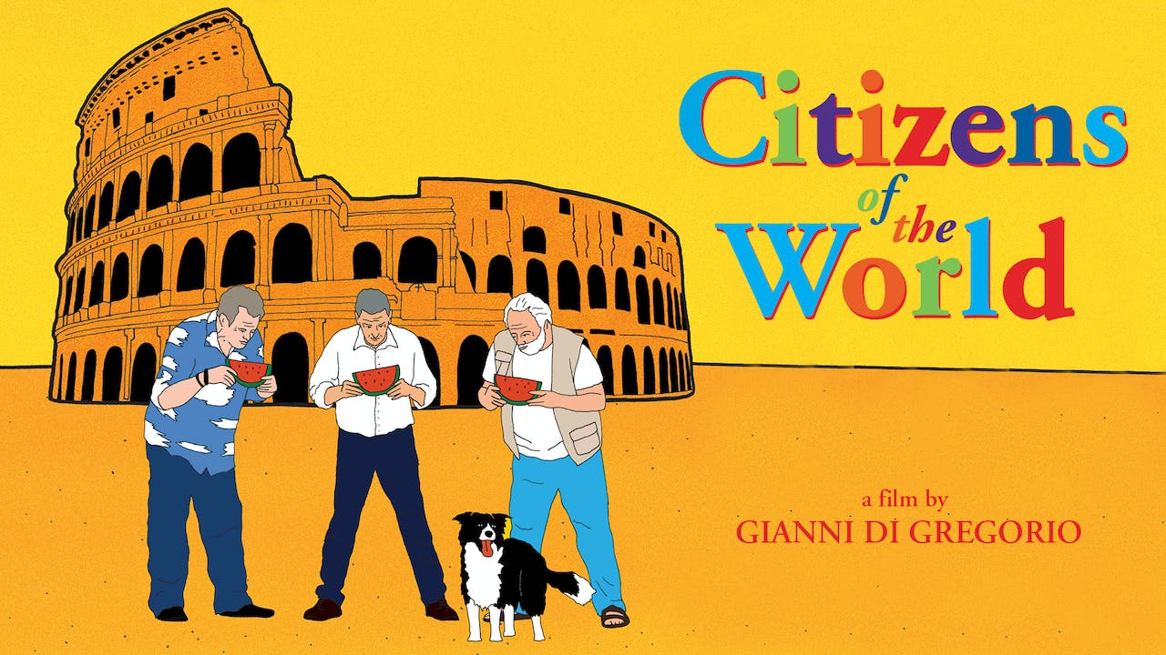 Citizens of the World @ Cinema Theater