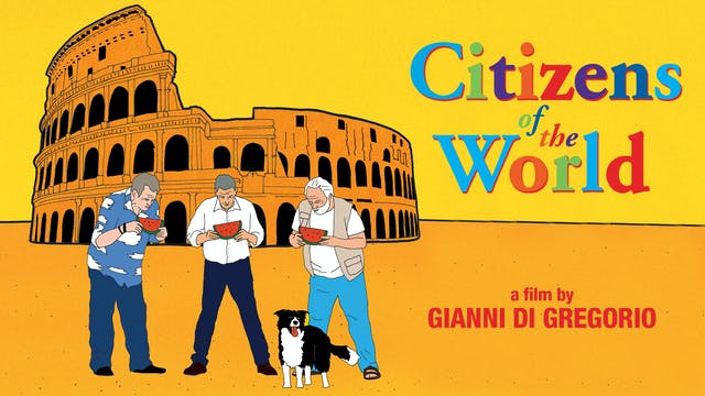 Citizens of the World @ Cinema Arts Center