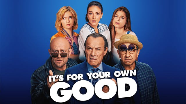 It's for your own good @ Sunrise Theater
