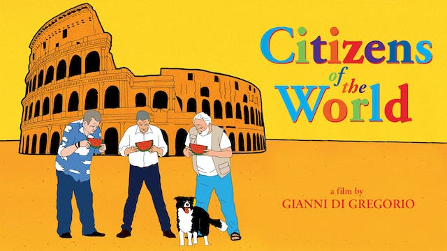 Citizens of the World @ Cinema Society