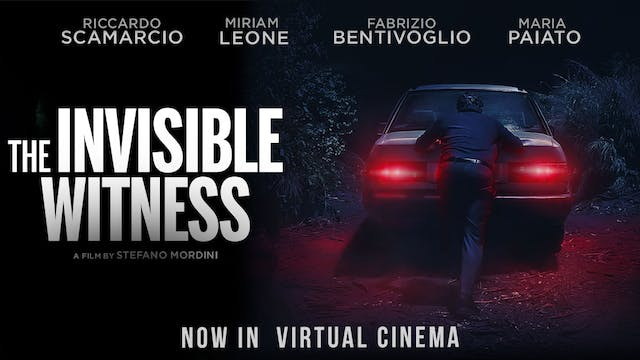 The Invisible Witness (Directed by Stefano Mordini)