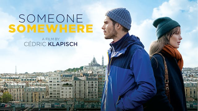 Someone Somewhere @ CineSpeak