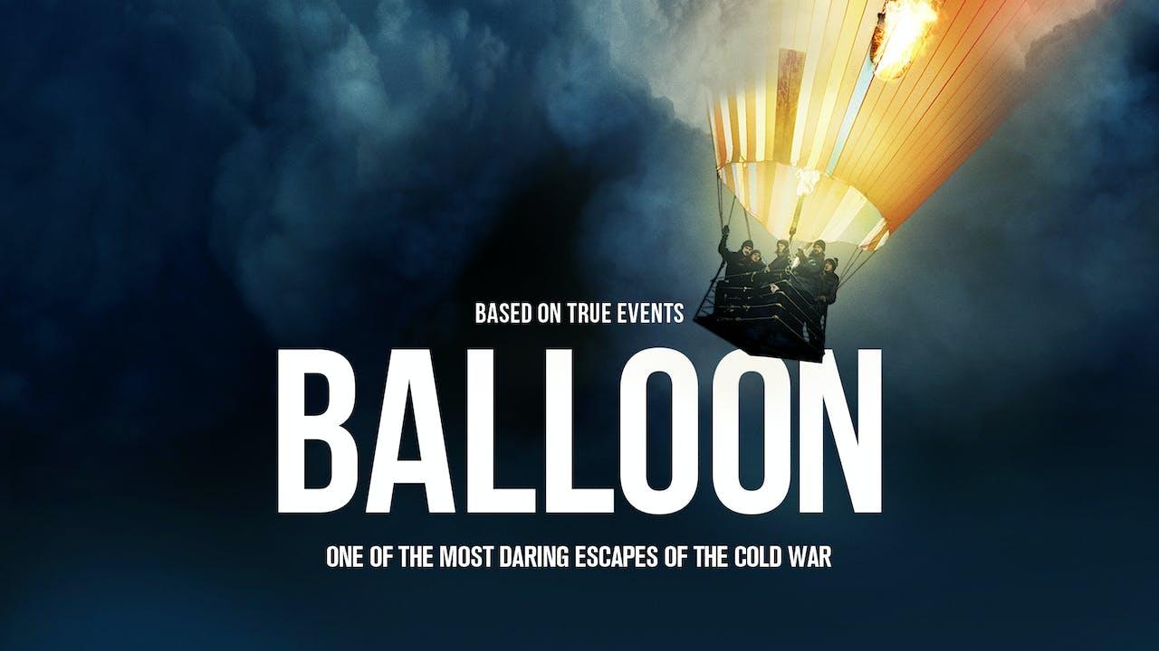 Balloon @ Laemmle Cinemas