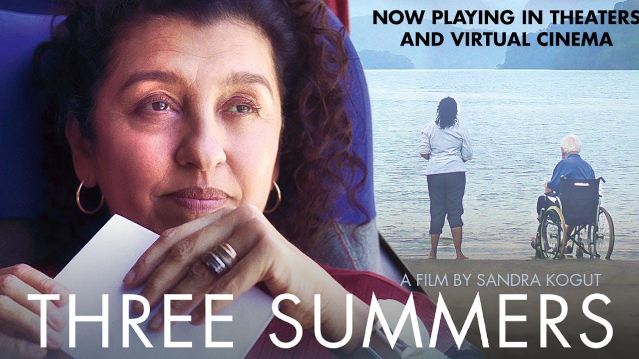 Three Summers @ Crandell Theatre