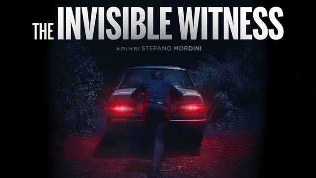 The Invisible Witness @ Corazon Cinema and Cafe