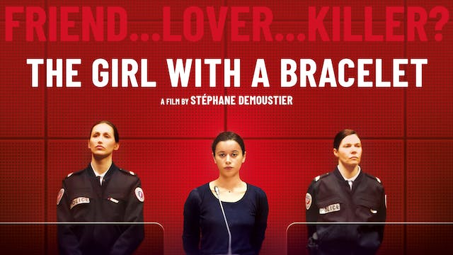 Girl with a Bracelet @ Cinema Sty of Pebble Creek