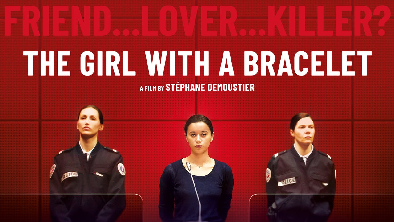 Girl with a Bracelet @ Cinema Sty of Pebble Creek