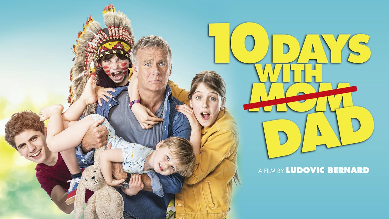 10 Days with Dad @ The Cary Theater