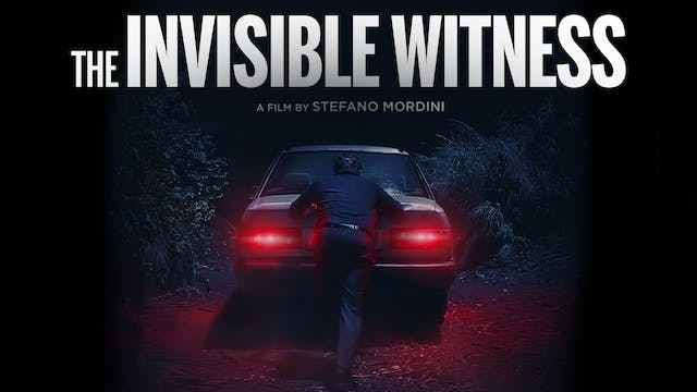 The Invisible Witness @ Cinema Arts Theatre