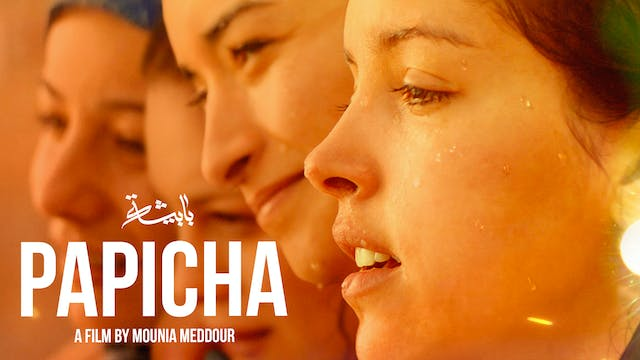 Papicha @ Cafe Cinematheque International