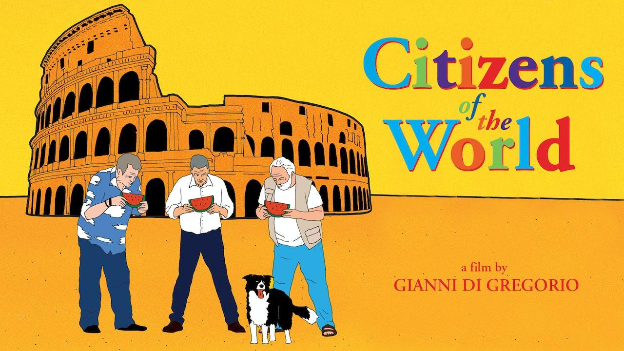Citizens of the World @ Burns Court Cinema
