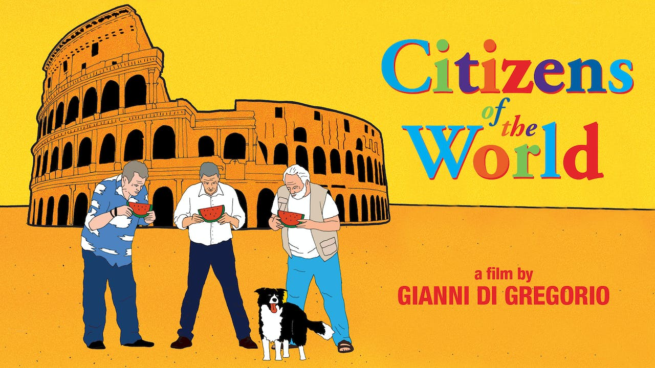 Citizens of The World @ Liberty Theatre