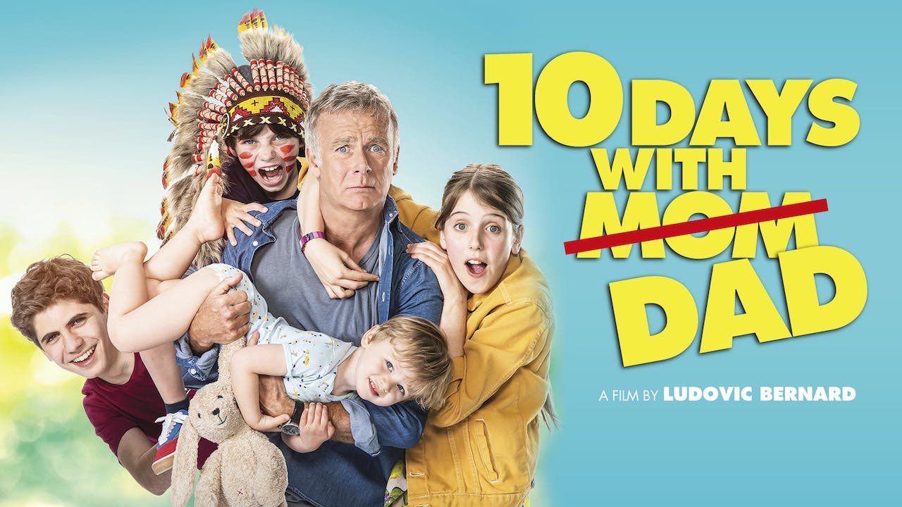 10 Days with Dad @ Vickers Theater