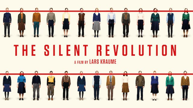 Silent Revolution @CafeCinematheque International