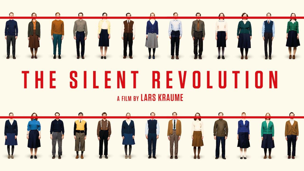 Silent Revolution @CafeCinematheque International